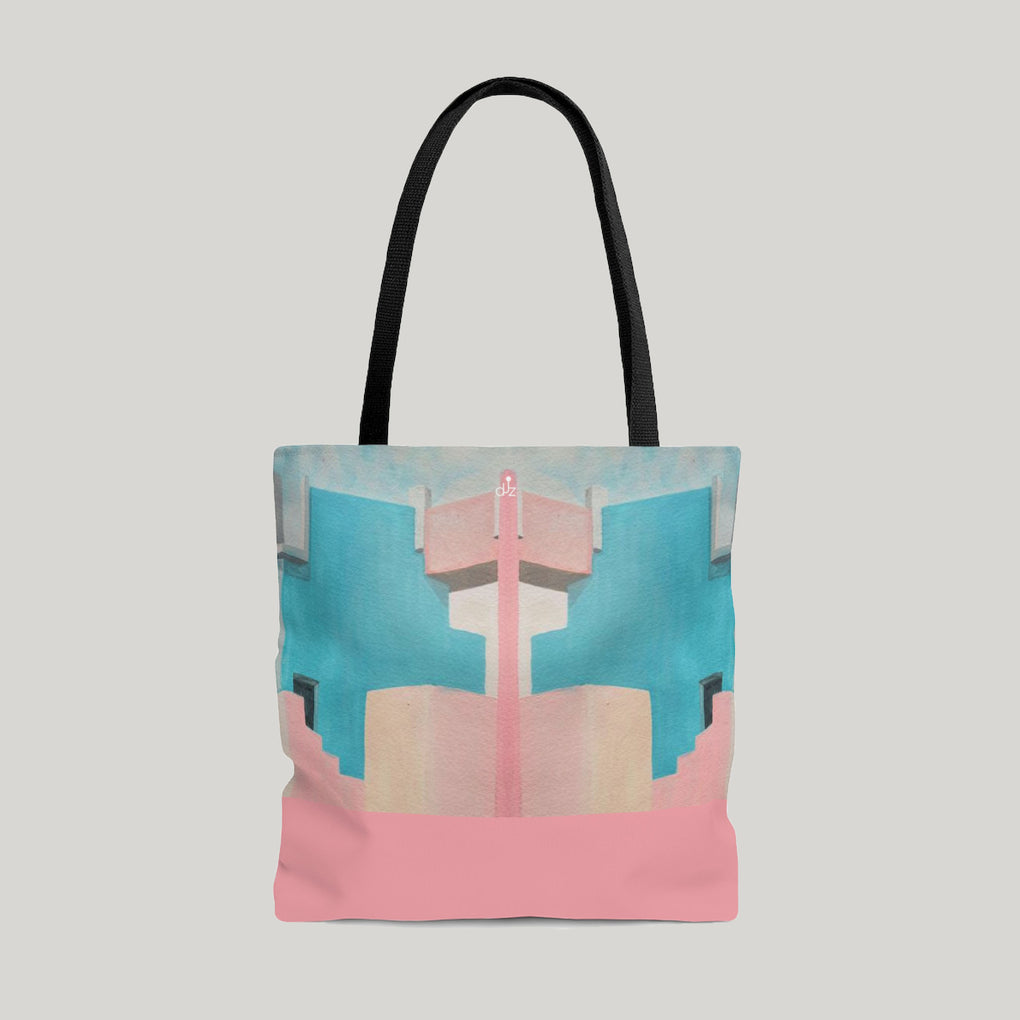 MURALLA ROJA SIMPLE TOTE BAG