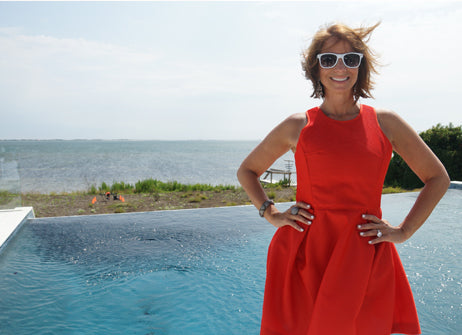 Chic to Chic and Jill Zarin in Southampton