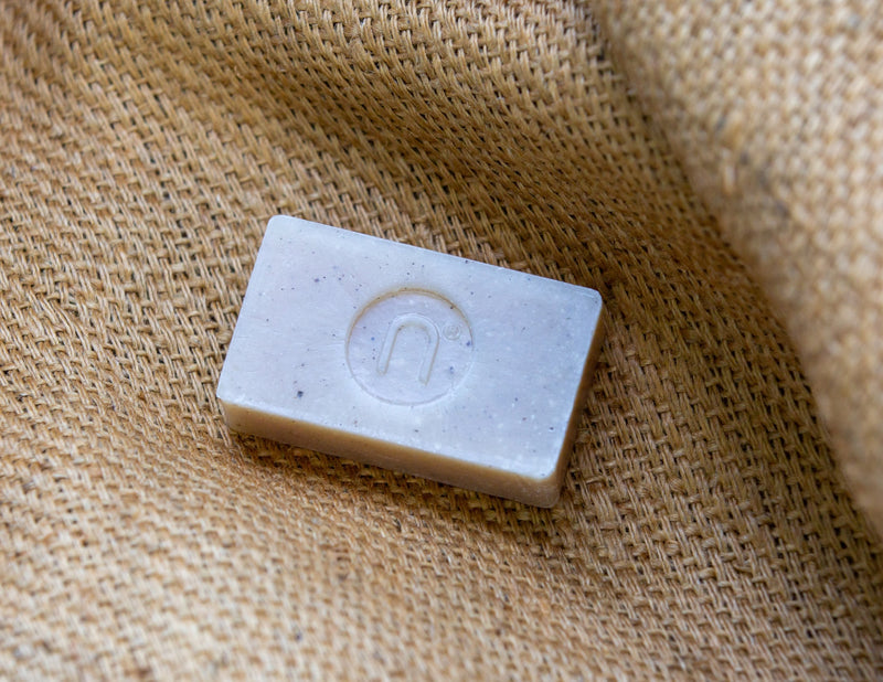 Coconut Husk Body Bar