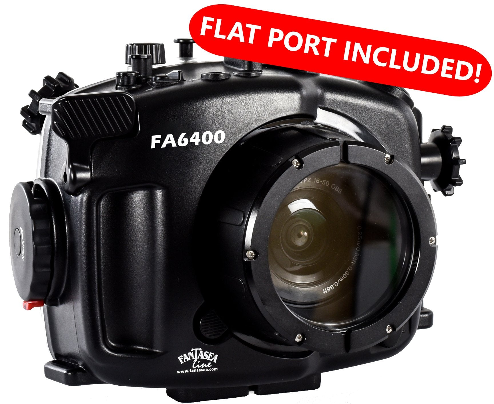 Fantasea FA6400 Housing for Sony a6400