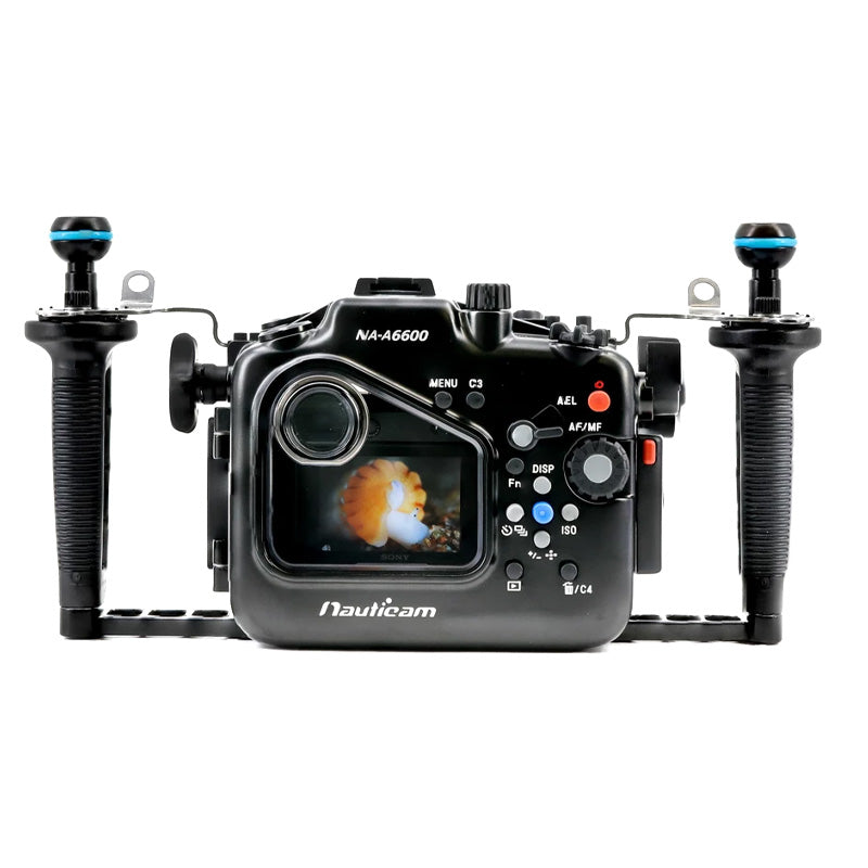 Nauticam NA-A6600 for Sony a6600 Camera