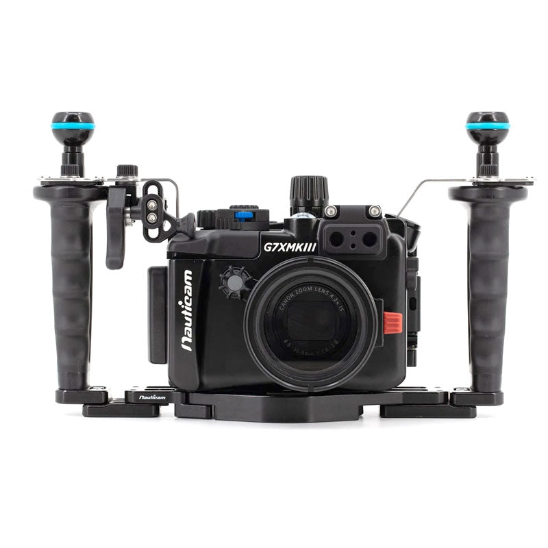 Nauticam NA-G7XIII Housing for Canon G7XIII Camera (2 types)