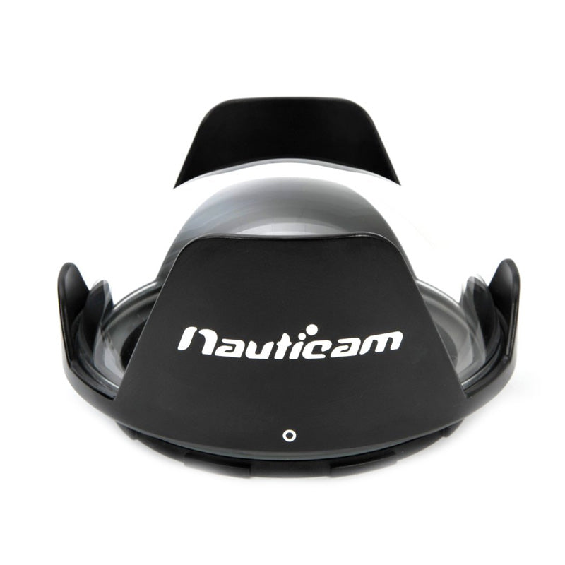 Nauticam N120 140mm Optical-Glass Fisheye Dome Port