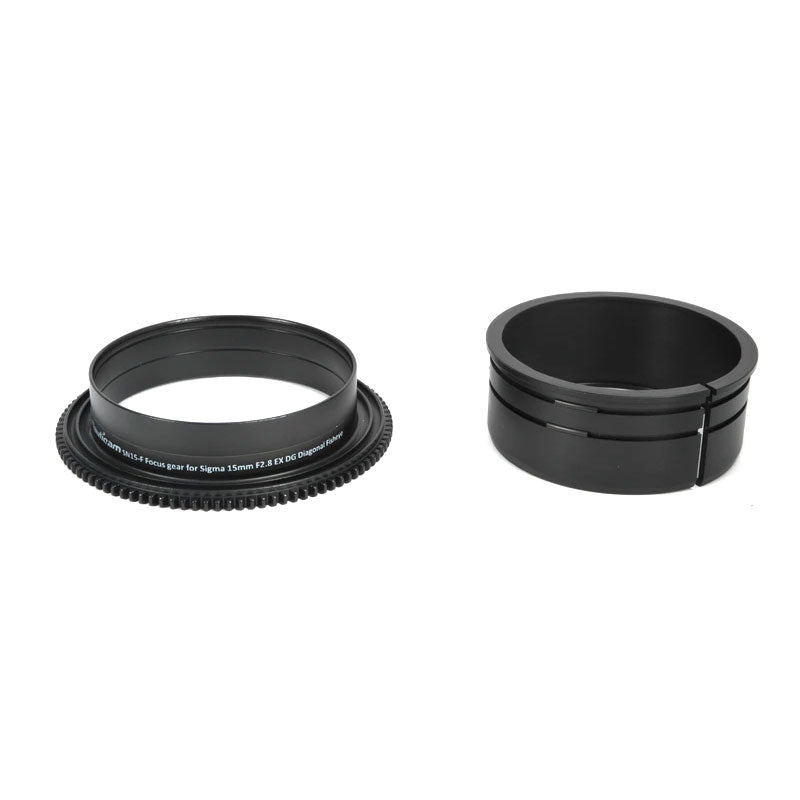 Nauticam SN15-F Focus gear for Sigma 15mm F2.8 EX DG Diagonal Fisheye