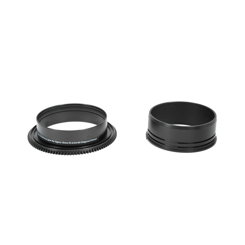 Nauticam SC15-F Focus gear for Sigma 15mm F2.8 EX DG Diagonal Fisheye
