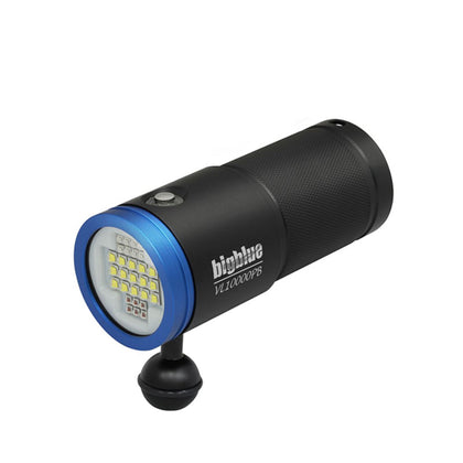 BigBlue VL10000PB 10,000-Lumen Video Light with Built-in Blue & Red LED