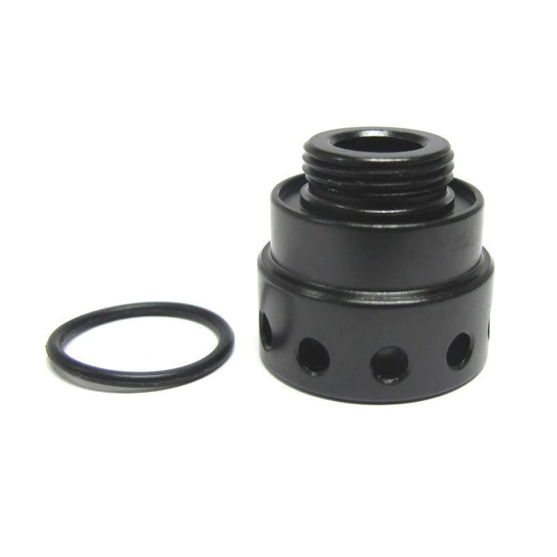 Nauticam M14 Extension for M14 Vacuum Valve to use on NA-D90/D300/D700 Housing