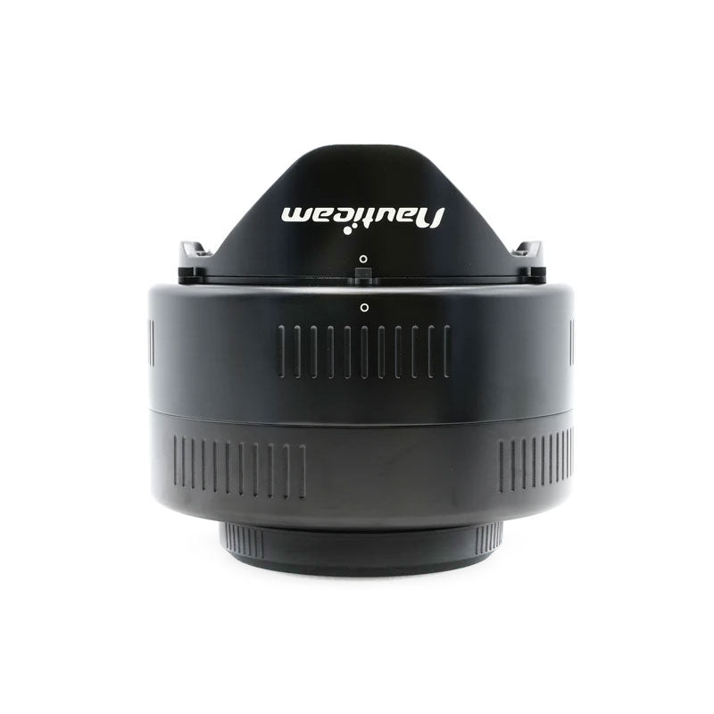 Nauticam 0.36x Wide Angle Conversion Port with Aluminium Float Collar (incl. N120 to N100 port adaptor)