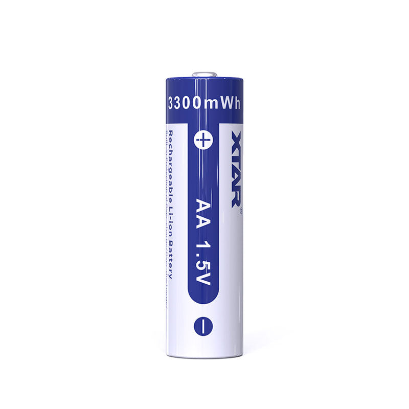 XTAR AA 1.5V Li-ion Battery