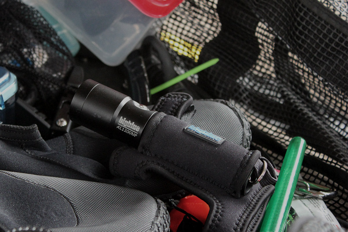 BigBlue 1200-Lumen Narrow Beam CAMOUFLAGE
