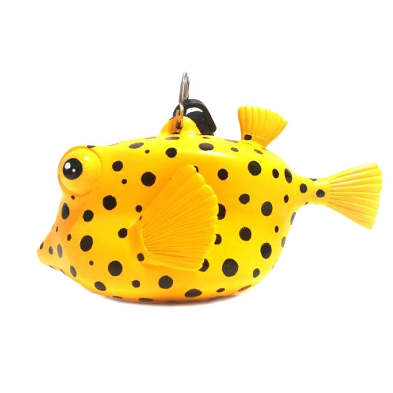 Oceanarium Boxfish Octopus Holder