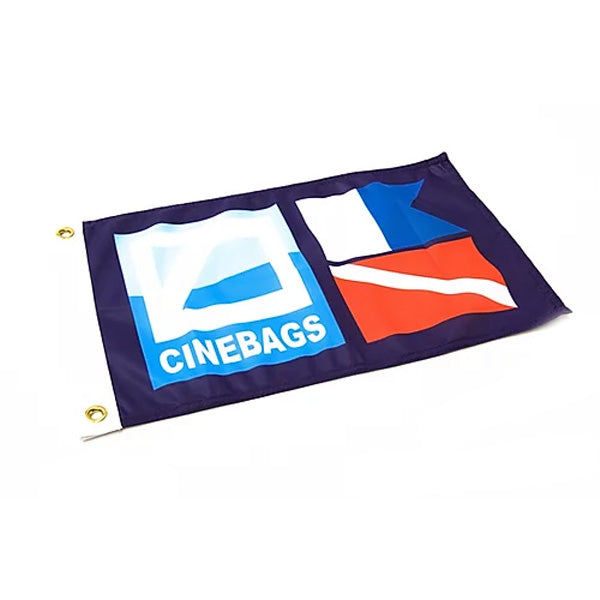 CineBags CBUW05 Dive Expedition Flag