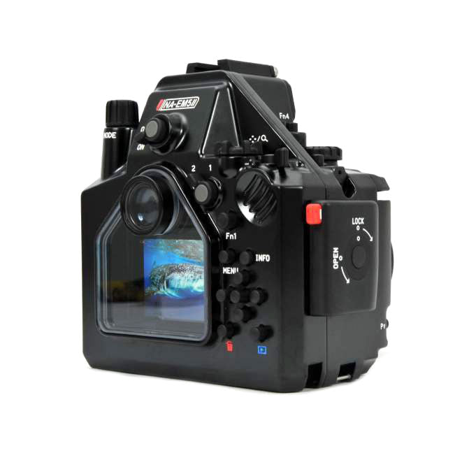 Nauticam NA-EM5II housing for Olympus OM-D E-M5 II camera