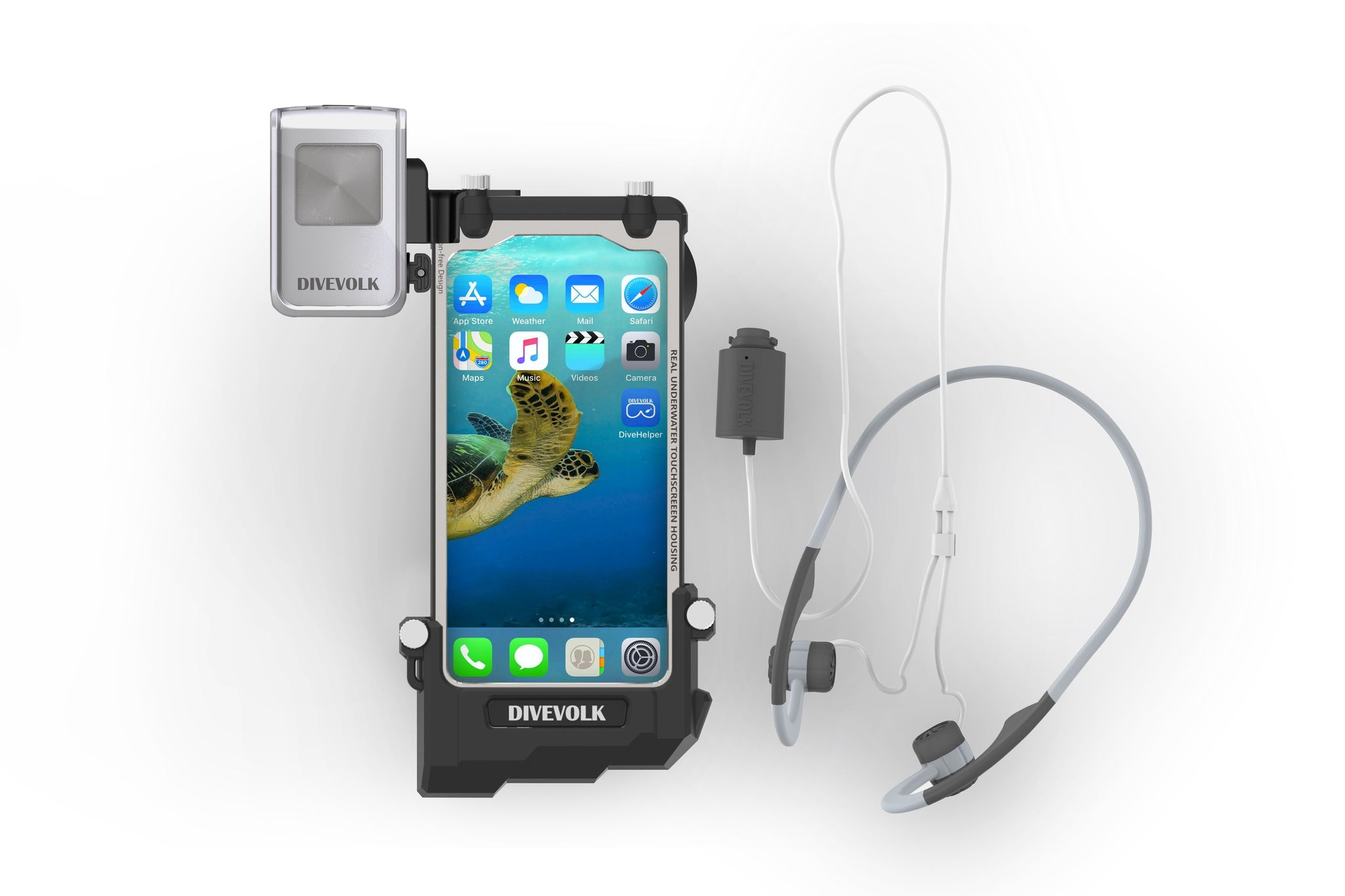 DiveVolk Seacharge Wireless Charging