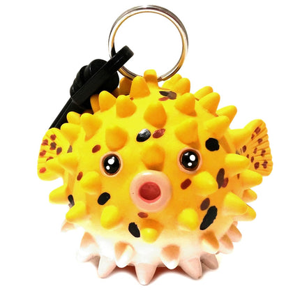 Oceanarium Pufferfish Octopus Holder