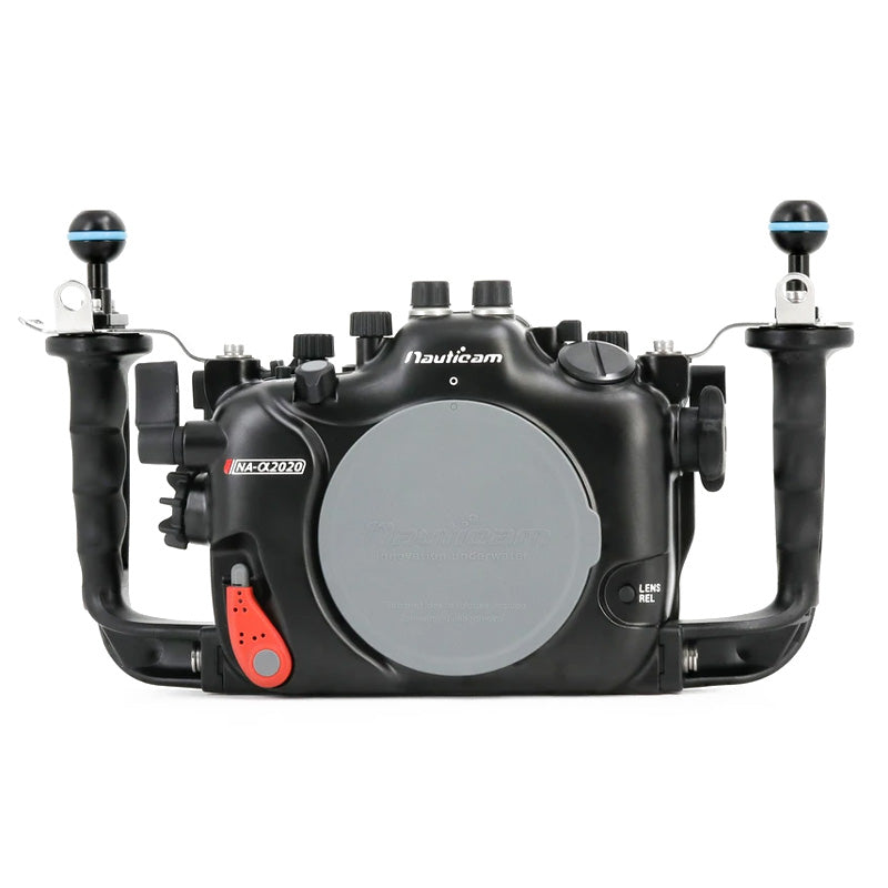 Nauticam NA-α2020 Housing for Sony A9II/A7RIV Camera (with HDMI 2.0 support)