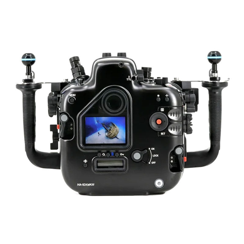 Nauticam NA-1DXIII Housing for Canon 1DX Mark III Camera