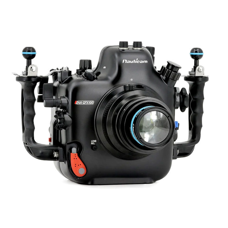 Nauticam NA-GFX100 Housing for Fujifilm GFX 100 Camera