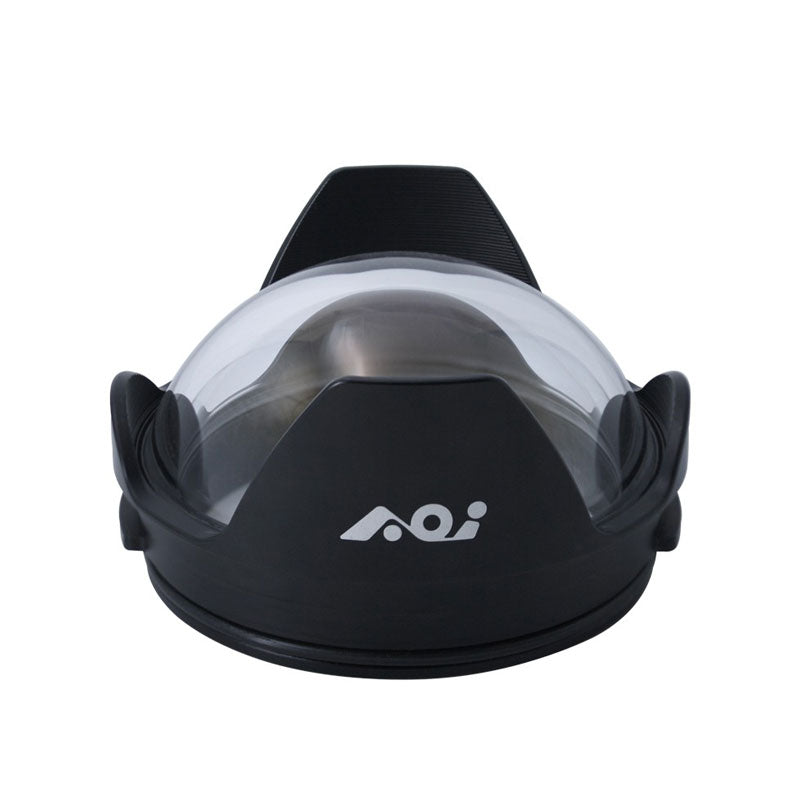 "AOI 4"" Acrylic Dome Port for Olympus OM-D Mount Housing"