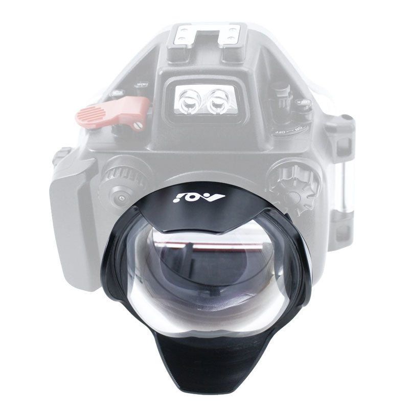 "AOI 4"" Acrylic Dome Port for Olympus PEN Mount Housing"