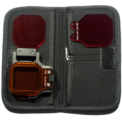 Backscatter FLIP FILTERS Neoprene Protective Wallet for Filters
