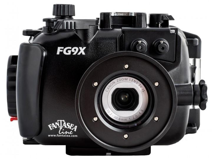 Fantasea FG9X Housing for Canon G9X & G9X Mark II