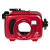 Isotta Housing for OLYMPUS TG5 (included dual fiber optic cable adaptor)