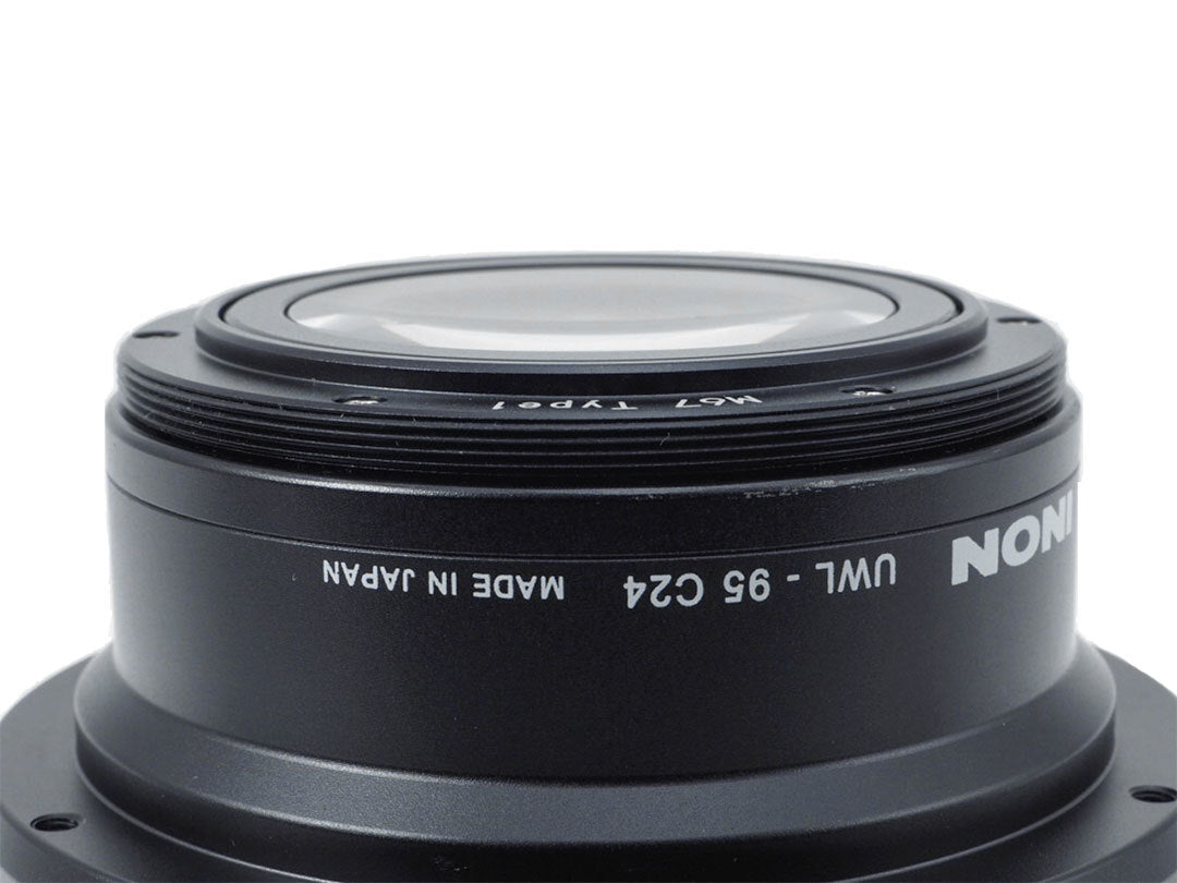 Inon UWL-95 C24 M52 Wide Conversion Lens