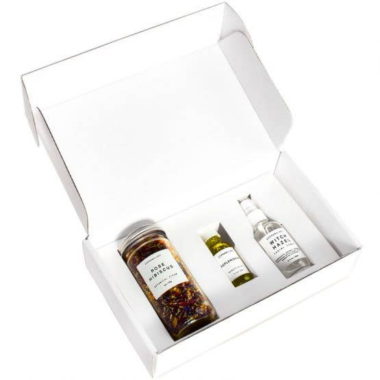 Organic & Natural Anti-Aging Set- Replenishing & Rejuvenating Beauty Set - Briseis Beauty