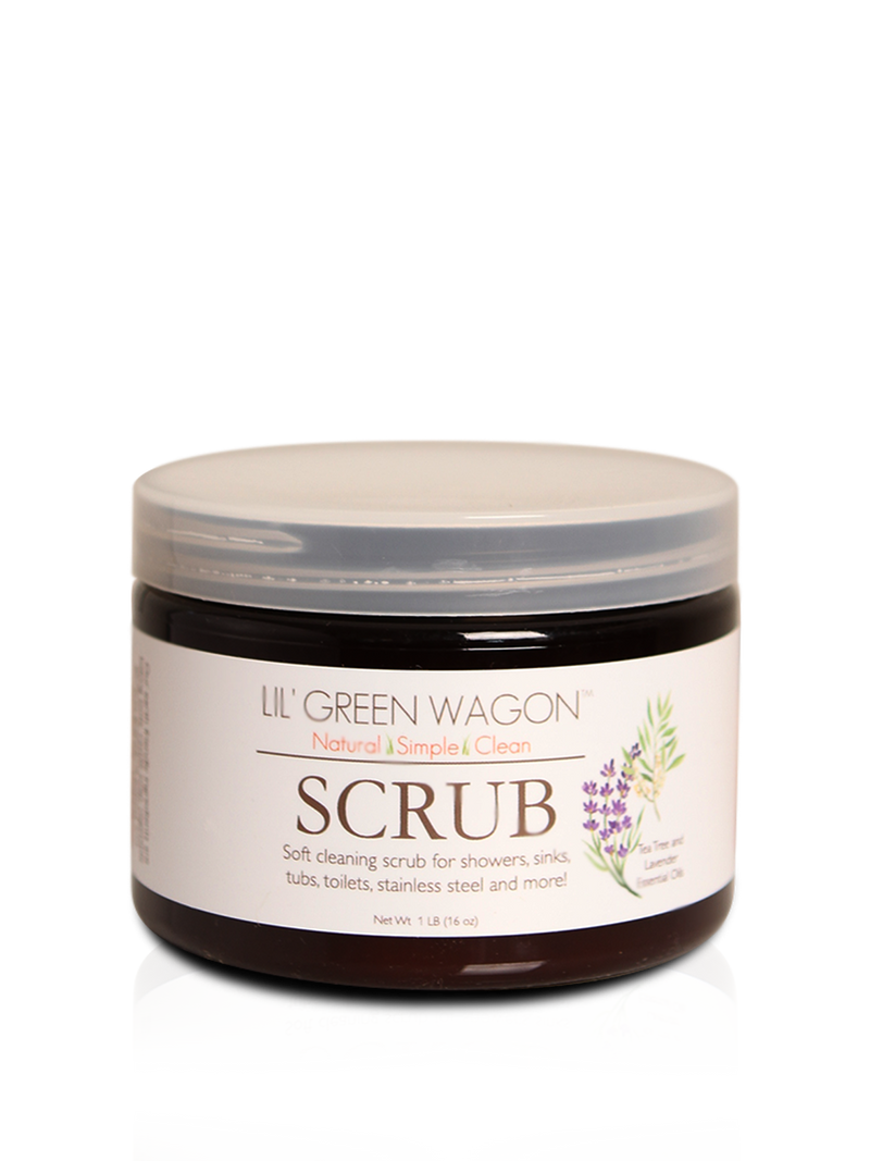 SCRUB Soft Cleaning Scrub - Briseis Beauty