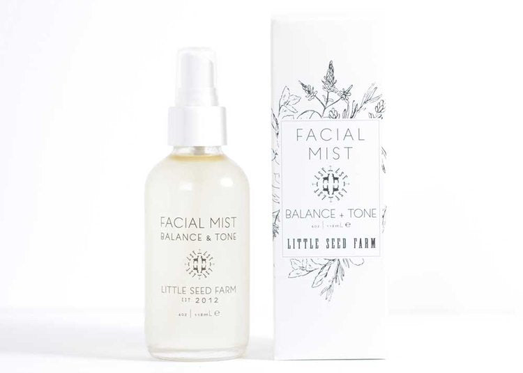 Facial Mist & Toner - Briseis Beauty