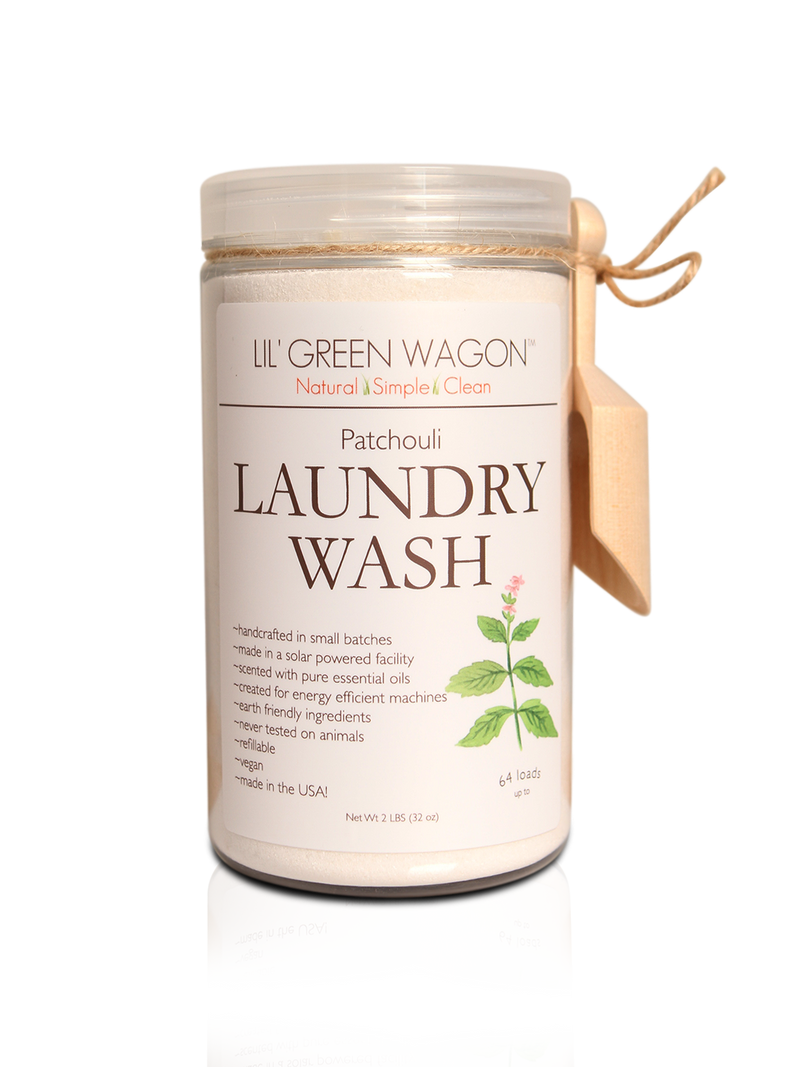 Handcrafted Vegan & Natural LAUNDRY Wash - Briseis Beauty