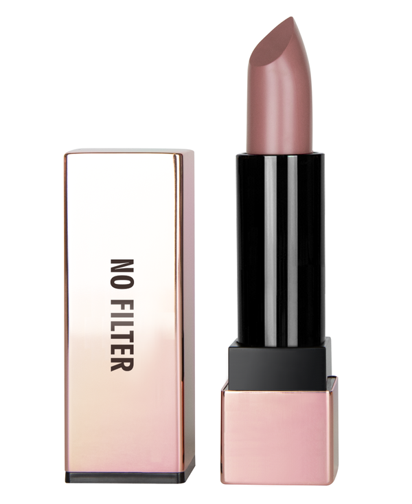 No Filter Moisturizing Lipstick - Blush Nude - Briseis Beauty