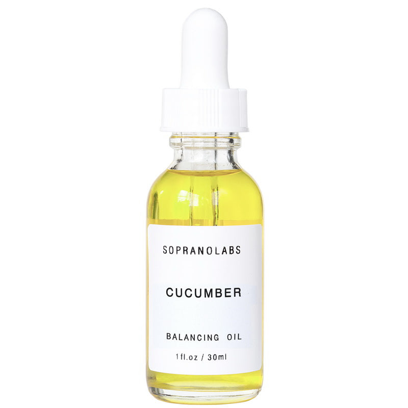 Organic CUCUMBER SEED Vegan Organic Brightening Beauty Oil Serum - Briseis Beauty