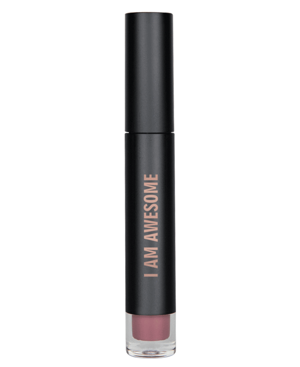 I Am Awesome - Deep Nude Color Rich Lip Gloss - Briseis Beauty