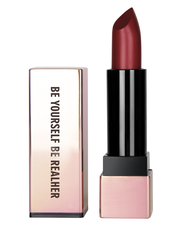 Be Yourself Be Realher Moisturizing Lipstick - Winter Red - Briseis Beauty