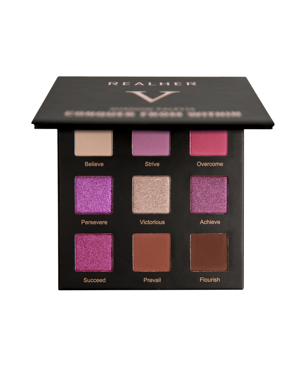 Conquer From Within Eye Shadow Palette - Briseis Beauty