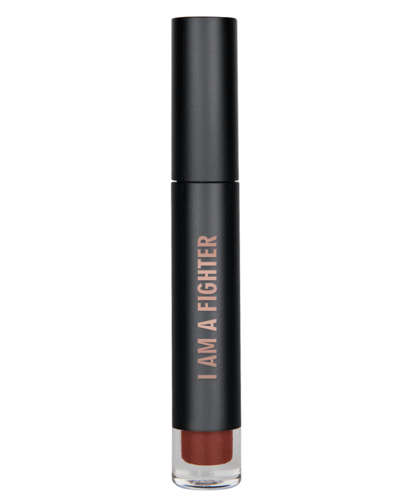 I Am a Fighter - Deep Red Color Rich Lip Gloss - Briseis Beauty