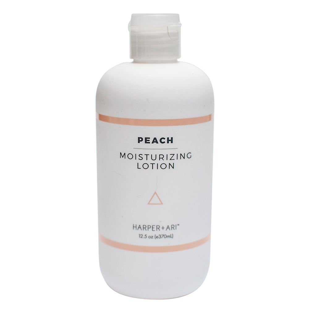 Peach Moisturizing Lotion - Briseis Beauty