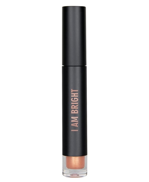 I Am Bright - Champagne High Shimmer Lip Gloss - Briseis Beauty