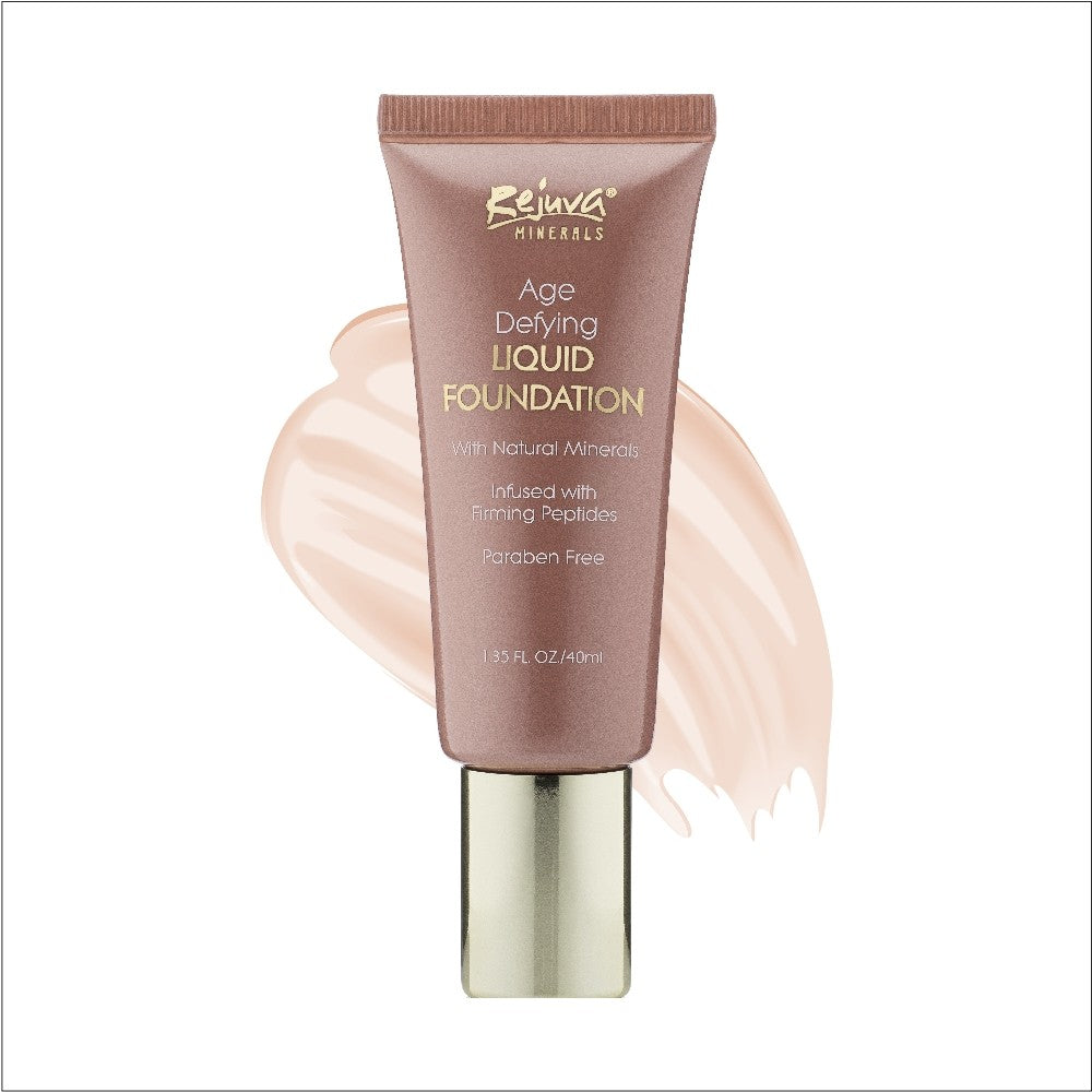 Age Defying Liquid Foundation 40 ml. - Briseis Beauty