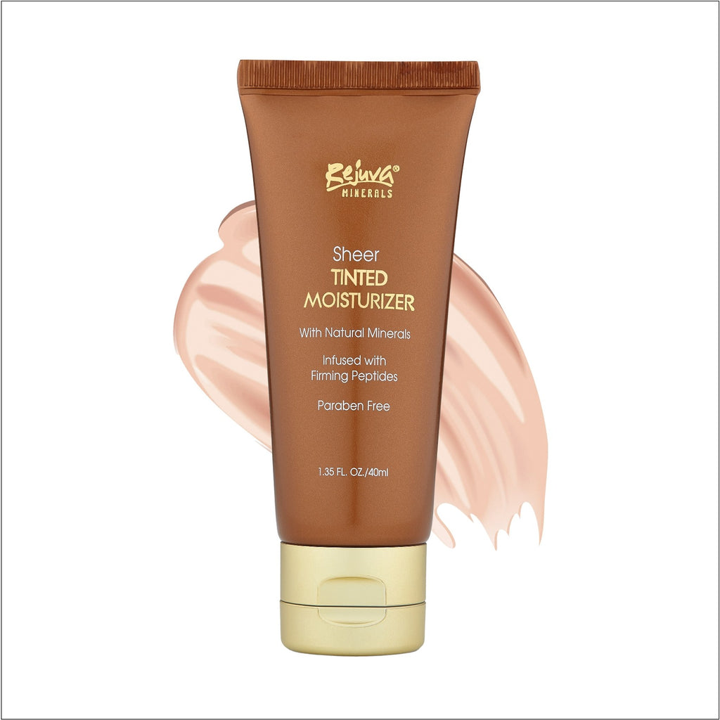 Tinted Moisturizer-Fair Light - Briseis Beauty
