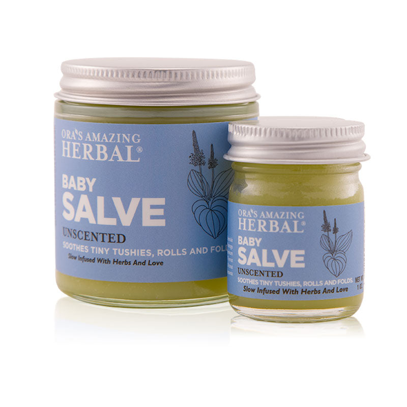 Natural Baby Ointment- Baby Salve- Diaper cream - Briseis Beauty