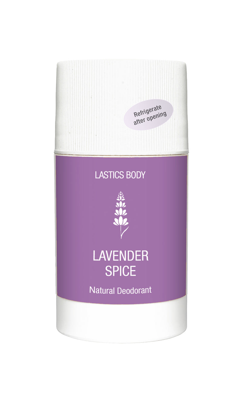3.5oz Lavender Spice Natural Deodorant - Briseis Beauty