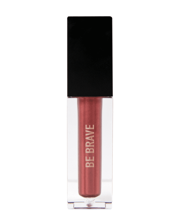 Be Brave Metallic Liquid Lipstick - Briseis Beauty
