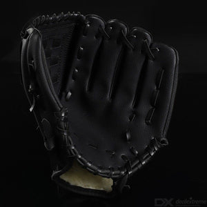 Outdoor Sports Baseball Glove Softball Practice Left Hand For Adult Man Woman Training