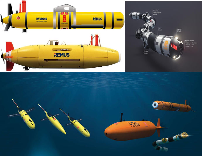 Autonomous Underwater Vehicles (AUVs) have been conquering the oceans since 1957