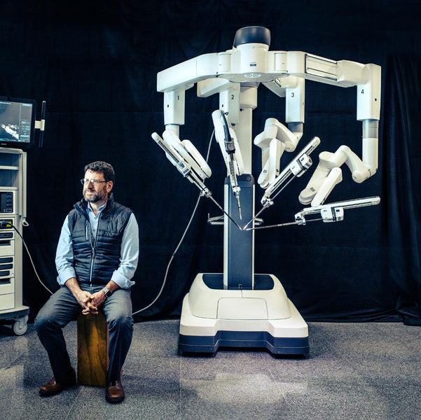 Surgical robots, the Bigman and other good things in robotics