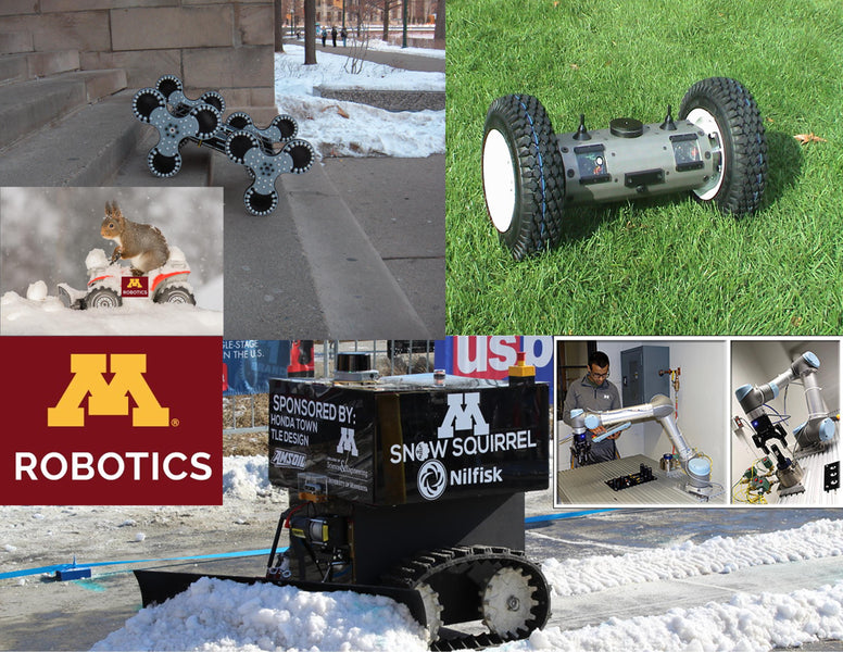 University of Minnesota Robotics – home to the smartest minds in robotics