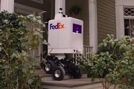 Autonomous delivery robots coming to streets near you - Fedex SameDay Bot & friends
